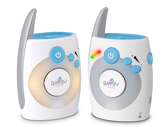 BBM 7005 Digital Audio Baby Monitor