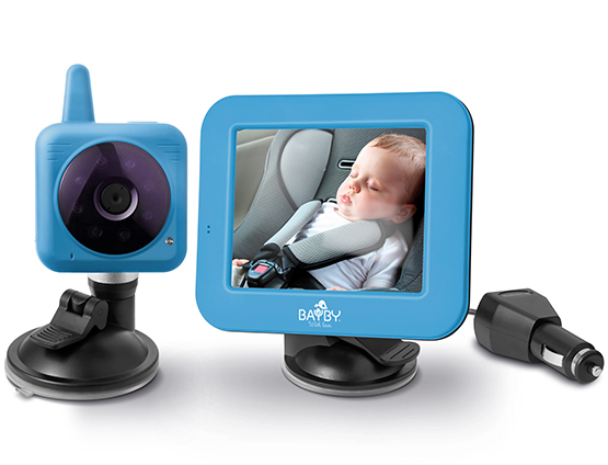 BBM 7030 Digital video baby<br />monitor Car & Home