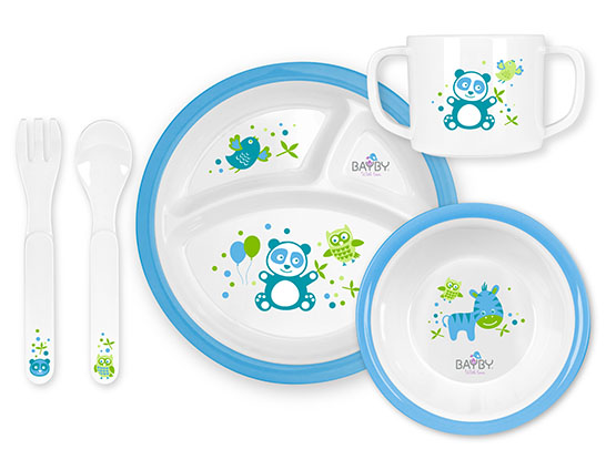 BFS 6501 Melamine dinner set