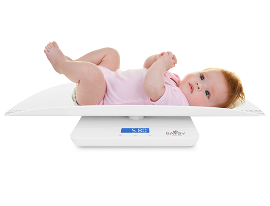 BSB 4050<br />2-in-1 Baby Scale