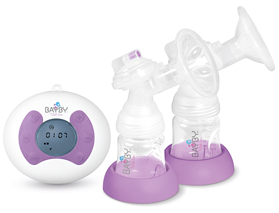 BBP 1020 Two-Phase Electric<br />Double Breast Pump
