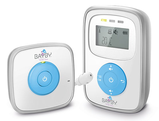 BBM 7010 Digital Audio Baby<br />Monitor with LCD Display
